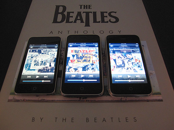 Apple's It's Only Rock and Roll Event: The Beatles? The Stones? Or…?