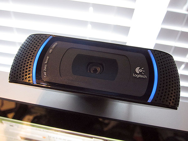 Logitech S Hd Pro Webcam C910 Boosts Ichat Facetime But Misses
