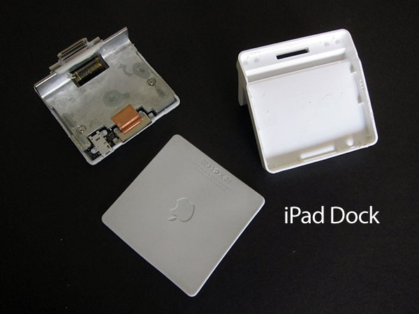 Teardown: What's Inside Apple's Big New iPad 2 Dock (+ iPad 1 Dock) 4