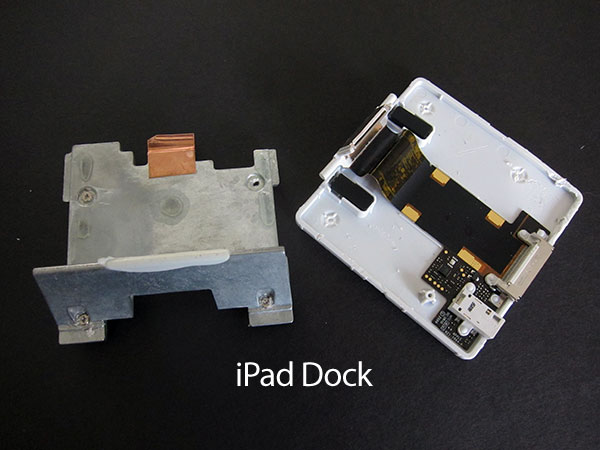 Teardown: What's Inside Apple's Big New iPad 2 Dock (+ iPad 1 Dock) 5