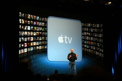 iPhone shows Jobs' brass cojones - what about Apple TV? 4