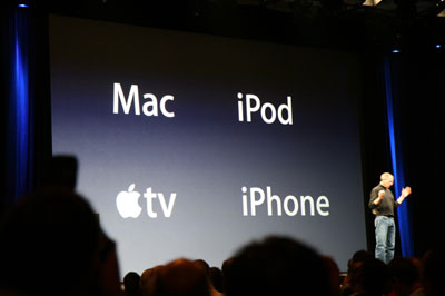 iPhone shows Jobs' brass cojones - what about Apple TV? 5
