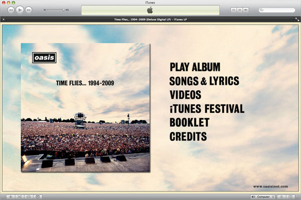 iTunes LP: Ten Months Later, It's Worth Paying For - But Not On iOS Devices 3