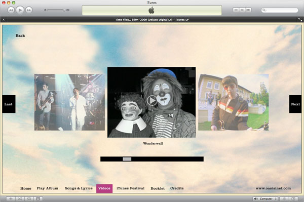 iTunes LP: Ten Months Later, It's Worth Paying For - But Not On iOS Devices 4