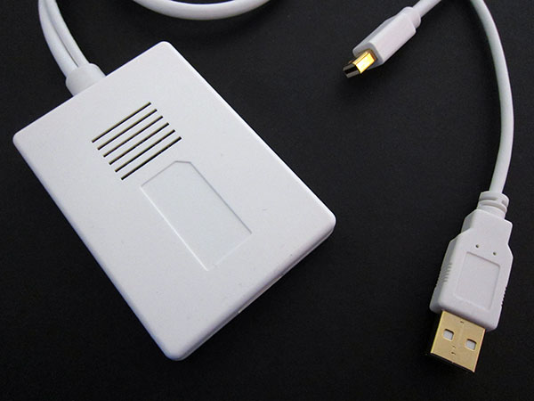 TeleAdapt's Mini DisplayPort + USB Audio To HDMI Adapter: Another Mac Video Solution 5