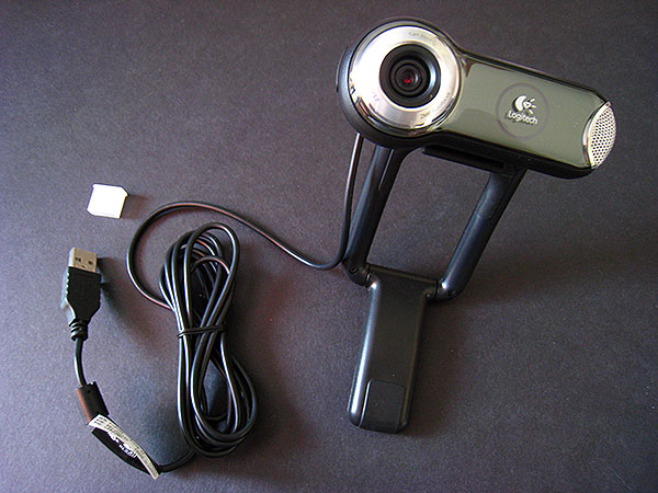 Logitech's QuickCam Vision Pro Makes iChat Awesome [updated] 4