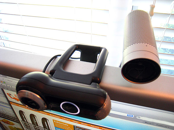 Logitech's QuickCam Vision Pro Makes iChat Awesome [updated] 6