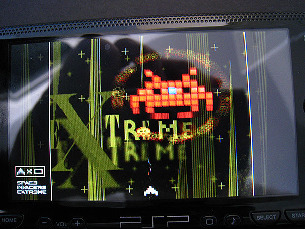 Space Invaders Extreme, or, Does iPod Need $20 Games?