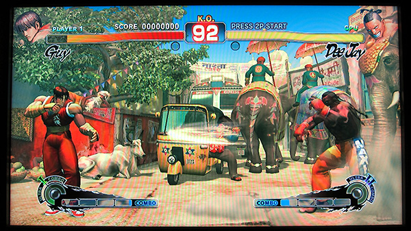 On Super Street Fighter IV, or, Capcom's Big Bet Against Console DLC 1