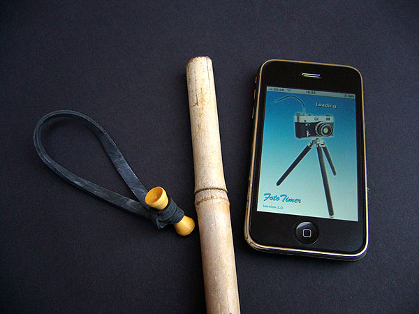 Time-Lapse Photographs and the iPhone 1