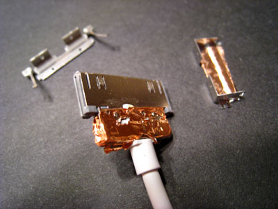 What's Inside: Apple's 2007 Dock Connector to USB Cable