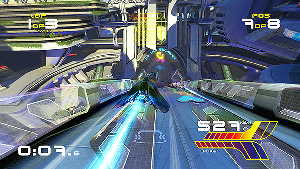The Full Game + Expansion Pack Model, or, Why Wipeout HD Fury = The Future of Downloadable Games 1