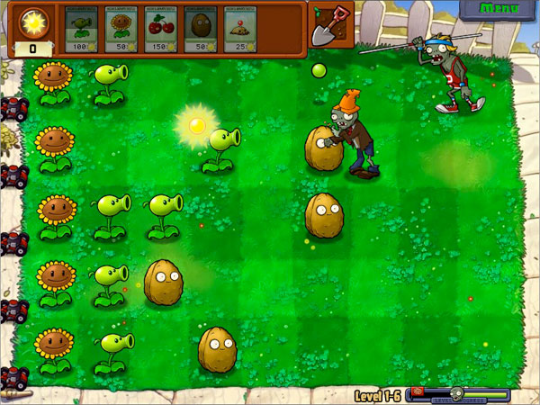 Could Plants vs. Zombies Be PopCap's Next Big iPhone Game? 1