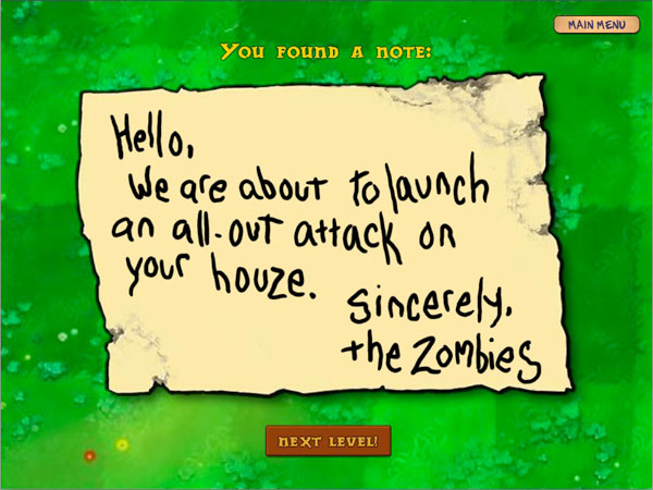 Could Plants vs. Zombies Be PopCap's Next Big iPhone Game?