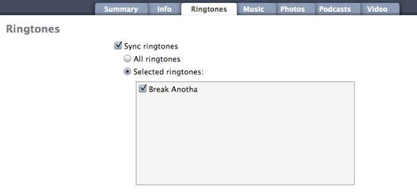 Ten Step Guide to iPhone Custom Ringtones in GarageBand '08