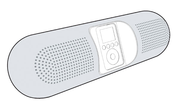 iDesign on inMotion Portable Speakers: The Altec Lansing/IDEO Interview 5