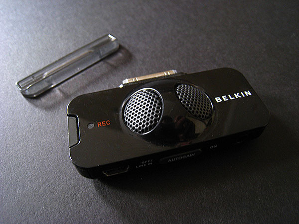 iDesign: Belkin, On Recorders + Having the Inside Track 15