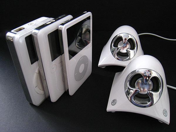 iDesign: The Art of JBL's iPod Speakers