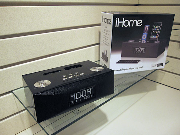 A Visit to iHome: Alluring New Speakers, From $60 to $300