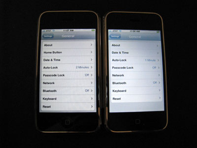 What's Changed: iPhone 1.0.2 versus 1.1.1 [updated] 11
