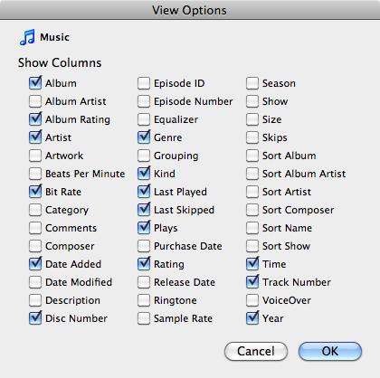 Instant Expert: Secrets & Features of iTunes 9.2 (Updated) 16