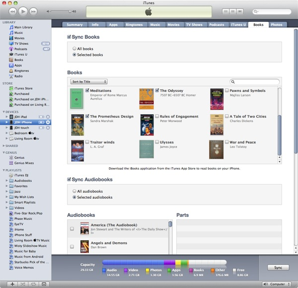 Instant Expert: Secrets & Features of iTunes 9.2 (Updated) 6
