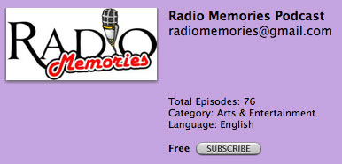 Free Old Time Radio (OTR) for Your iPod