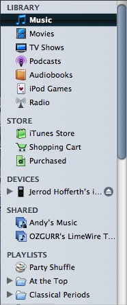 An Introduction to iTunes 7's New Features 4
