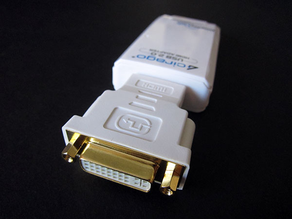 Cirago USB 2.0 to HDMI Adapter