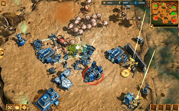 Gameloft Starfront: Collision 1