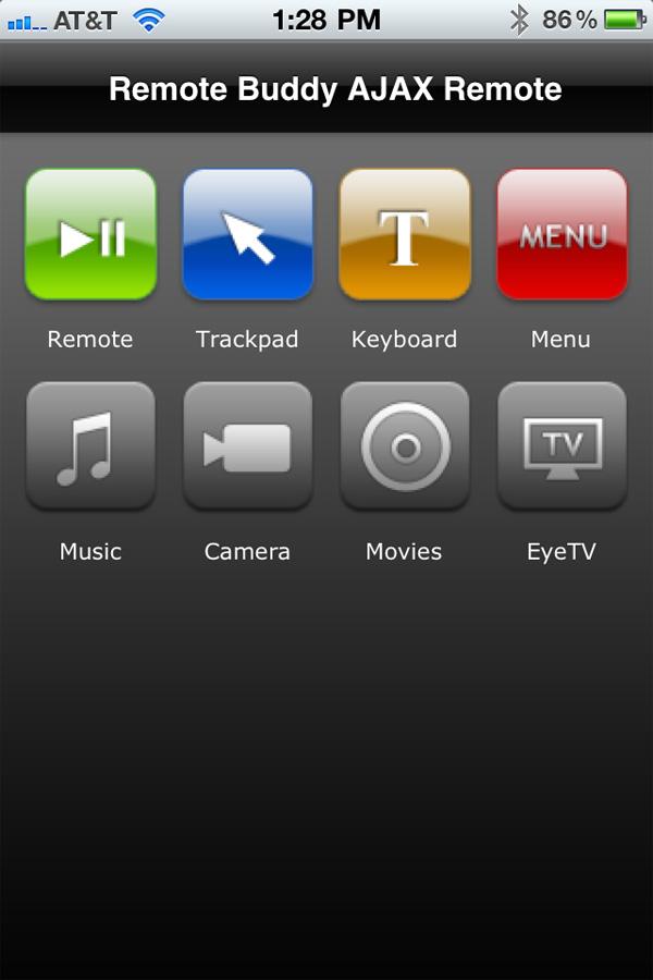 IOSPIRIT Remote Buddy Express