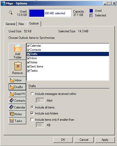 Review: Software: Migo Personal for iPod