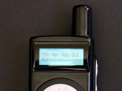 Review: ABT iJet Two-Way LCD Remote for iPod 9
