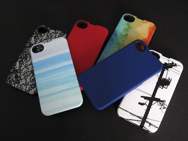Preview: Agent 18 SlimShield and Watercolors for iPhone 4 + Watercolors for iPod touch 4G