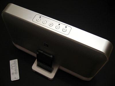 White Altec Lansing M602 Speaker System for iPod