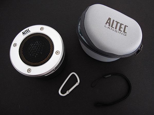 Review: Altec Lansing Orbit MP3 iM237