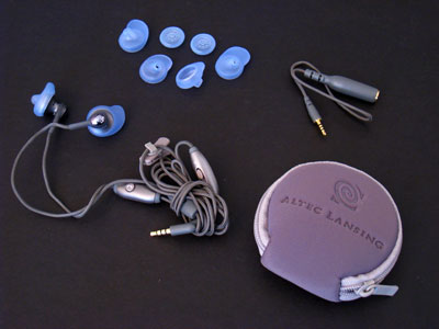 Review: Altec Lansing UHS301 SnugFit Earbuds with Microphone