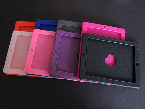 Review: Amzer Silicone Skin Jelly Case for iPad (3rd-Gen)