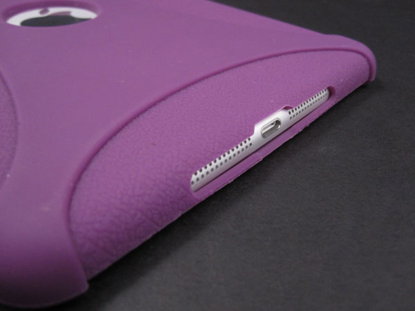 Review: Amzer Silicone Skin Jelly Case for iPad mini