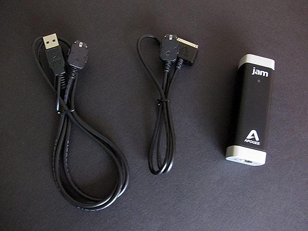 First Look: Apogee Electronics Jam Studio Quality Guitar Input