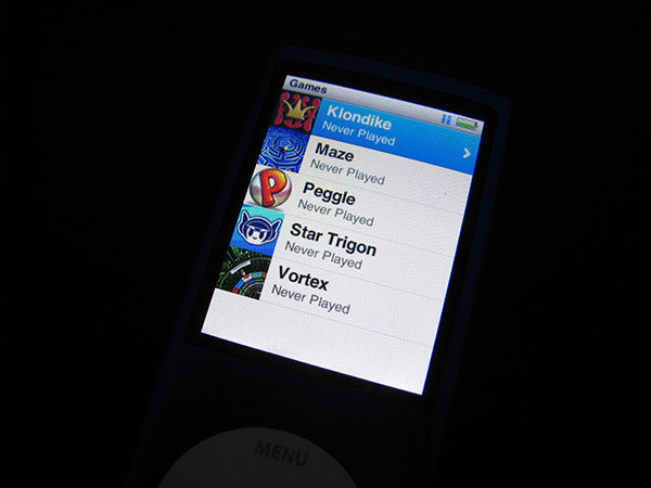 Eleven Things You Didn't Know About the 2008 iPods 13