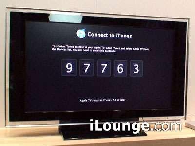 Apple Computer iTV / Apple TV First Look