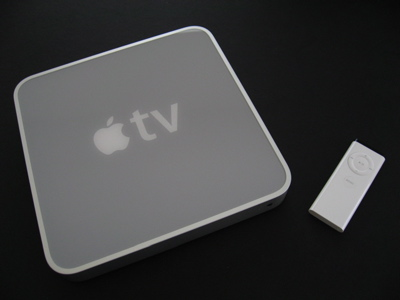 Review: Apple TV (40GB/160GB) 1