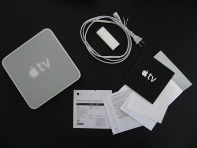 Review: Apple TV (40GB/160GB) 5