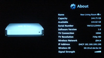 Review: Apple TV (40GB/160GB) 48
