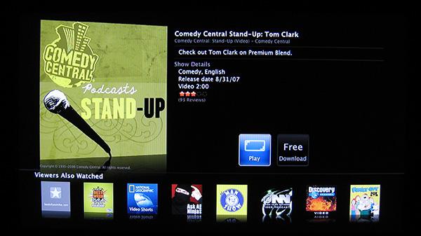 Review: Apple TV Take 2 (40GB/160GB)   iLounge