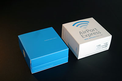Review: Apple AirPort Express with AirTunes