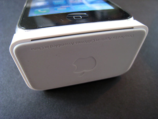 Review: Apple iPhone 3G Dock 4