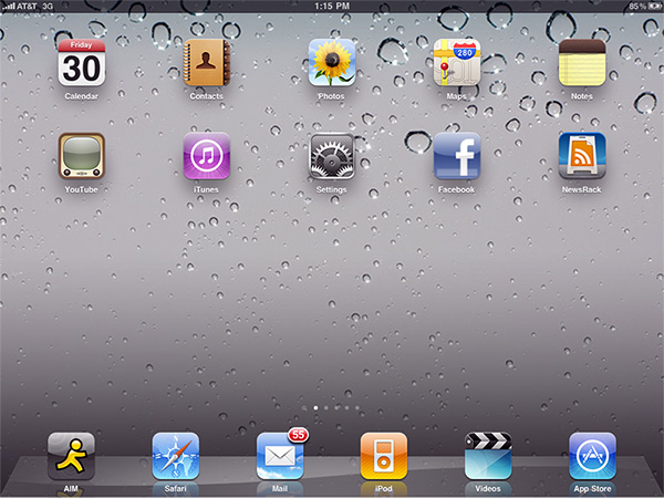 Review: Apple iPad with Wi-Fi + 3G (16GB/32GB/64GB)