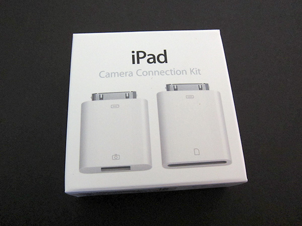 Review: Apple iPad Camera Connection Kit